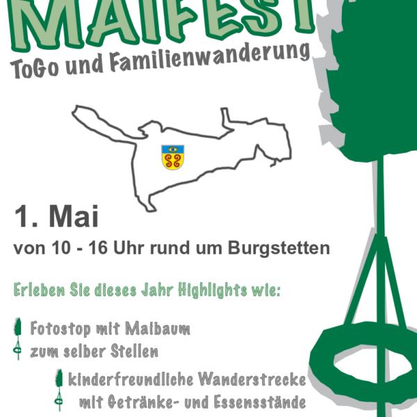 Maifest ToGo mit Familienwanderung