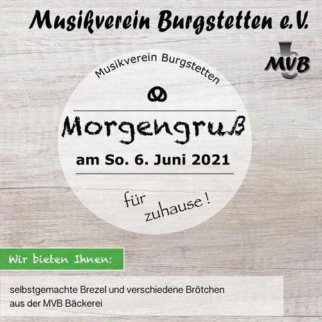 MVB – Morgengruß So. 6.Juni 21